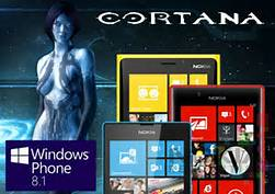 WP8.1 Cortana